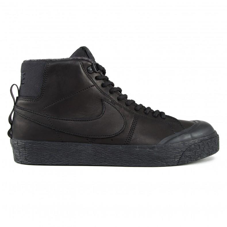 promo code 20935 ea2c7 Nike SB Zoom Blazer Mid XT Bota (Black/Black-Anthracite)