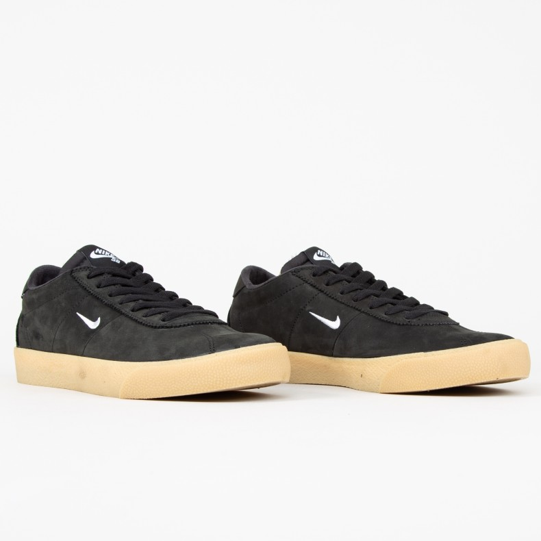 timeless design 0824b fa203 Nike SB Zoom Bruin ISO  Orange Label . (Black White-Safety ...