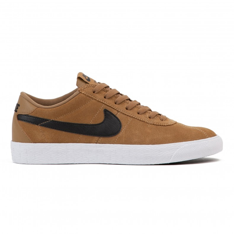 best loved 99a15 356ad Nike SB Zoom Bruin Premium SE. (Golden Beige Black-White-Black)