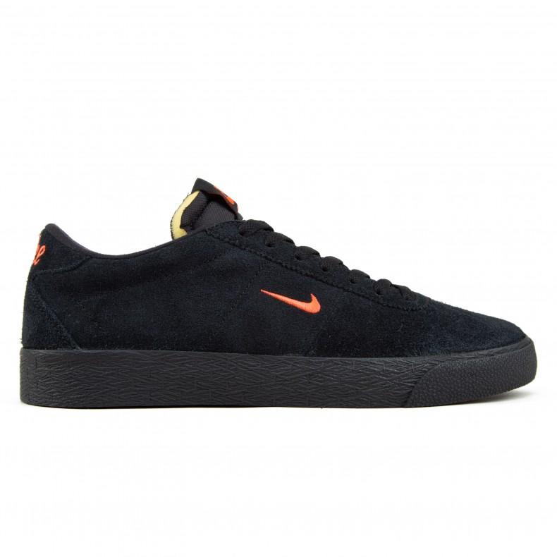 100% genuine large discount the sale of shoes Nike SB Zoom Bruin Ultra (Black/Bright Crimson-Black)