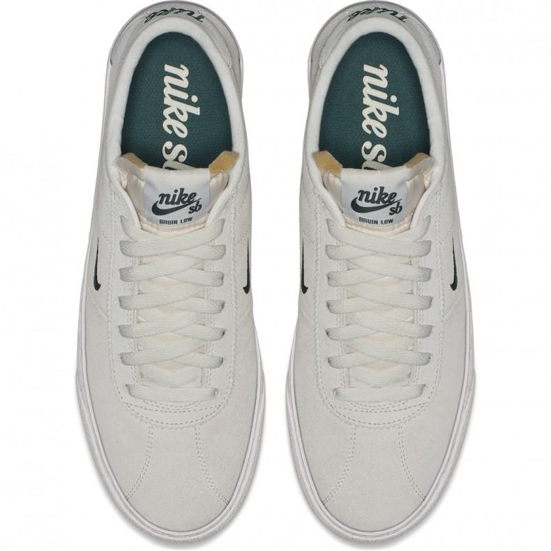Nike SB Bruin Ultra Shoes Sail Fir
