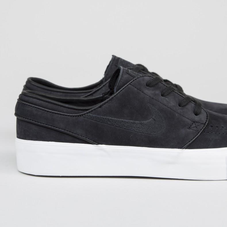 SB Zoom Janoski HAT Deconstructed Sneakers black / black / summit whiteNike fdIoGsdtlx