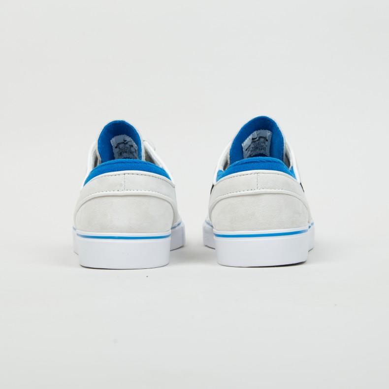 c20a7a17bfdf Nike SB Zoom Stefan Janoski  Amsterdam  QS (Summit White Black-Lucid ...