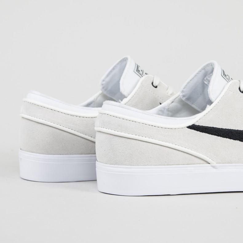 6771127c97445 Nike SB Zoom Stefan Janoski Summit White Black-White-Pure Platinum ...