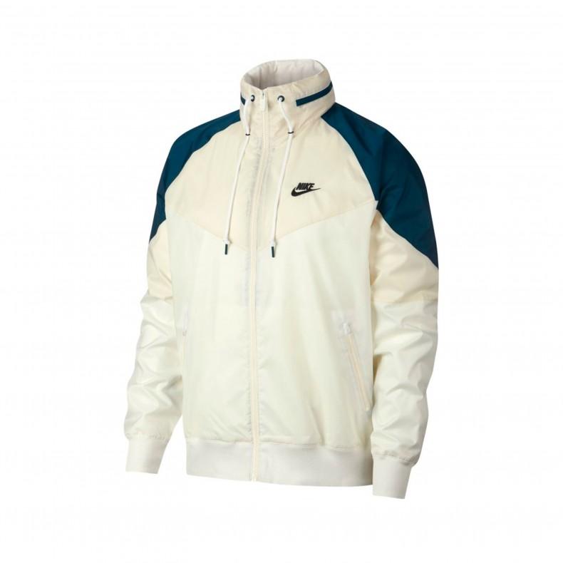 4a659bd75 Nike Sportswear Windrunner Jacket (Sail/Light Cream/Nightshade/Black)