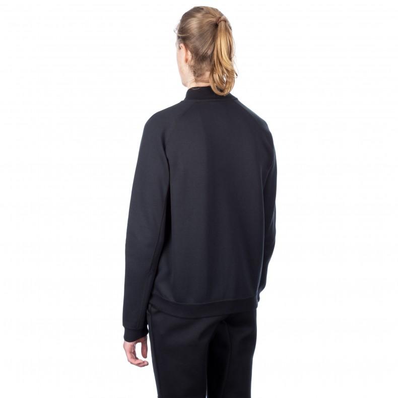 Nike Tech Fleece Varsity Jacket (Black Black) - Consortium. 69f66e2272ad
