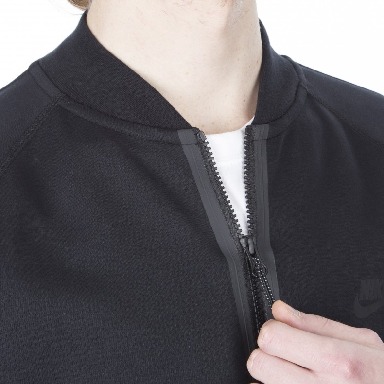 cheap for discount 157a1 483cc Nike Tech Fleece Varsity Jacket