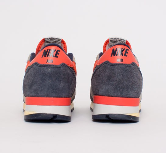 official photos 4242f b656c Nike Air Epic Vintage. (Sport Grey Obsidian-Sail-Team Orange)