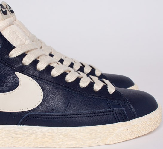 nike blazer mid leather vintage