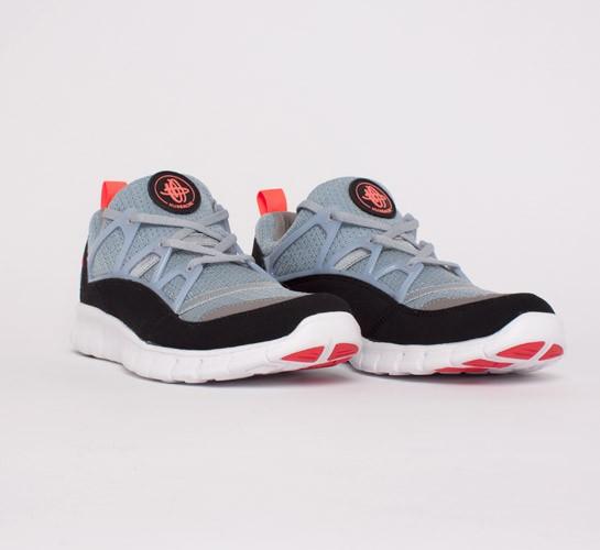 e78a76d41d60c5 Nike Free Huarache Light (Wolf Grey Infrared-Black-Sport Grey ...