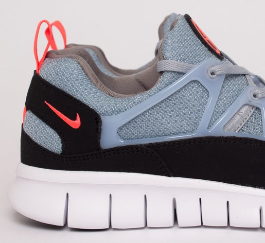 good size 40 large discount Nike Free Huarache Light (Wolf Grey/Infrared-Black-Sport ...