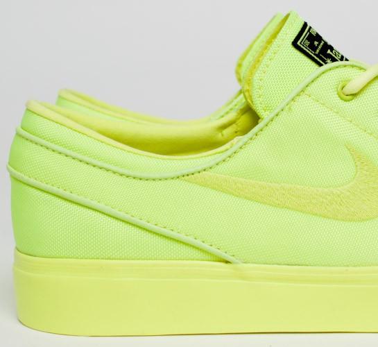 ea3600fe22 Nike SB Stefan Janoski (Lemon Twist Lemon Twist-Black) - Consortium.