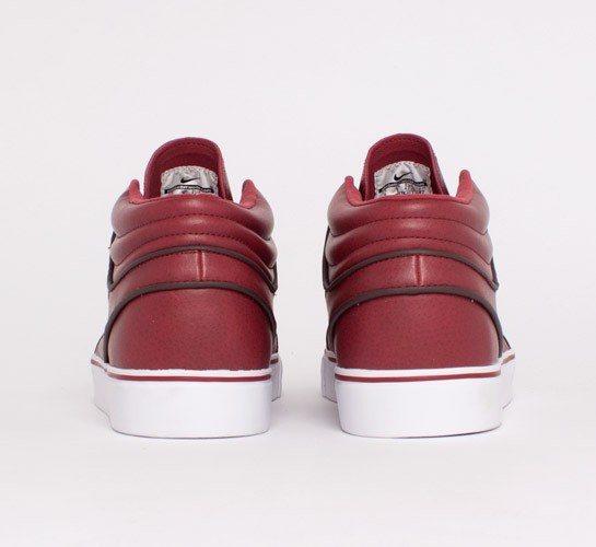 sale retailer 7cd48 ed5d2 Nike SB Stefan Janoski Mid Premium. (Barn Dark Oak-White)