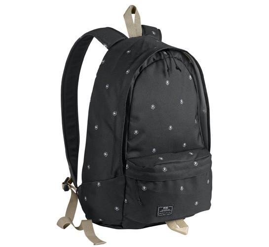 e63ff4be41ab Nike Skateboarding Piedmont Backpack (Black Black Bamboo-Frogger ...