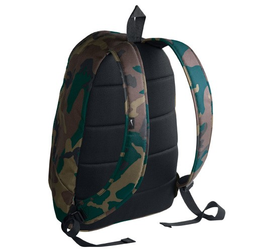 nike backpack camo