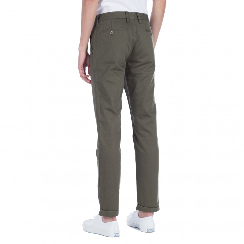 Norse Projects Aros Heavy Chino (Olive Drab) - Cosnoritum. 1aa0d03e7