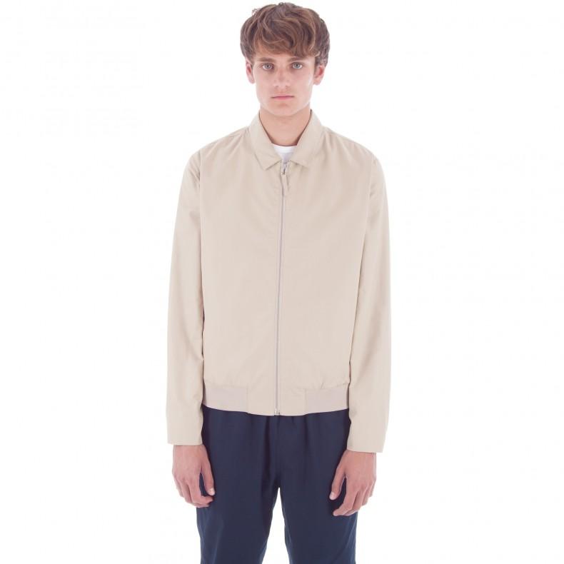 369f82a2a34 Norse Projects Trygve Cotton Panama Jacket (Khaki) - Consortium.