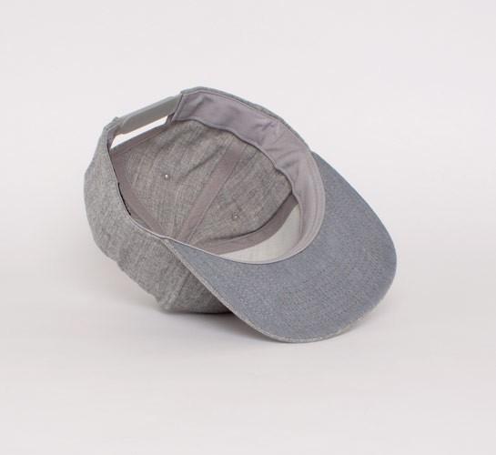 Obey Pro Bowl Snapback Cap (Heather Grey) - Consortium. 6663e823a6b2