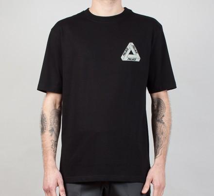 422dff7ec487 Palace 3M T-Shirt (Black) - Consortium