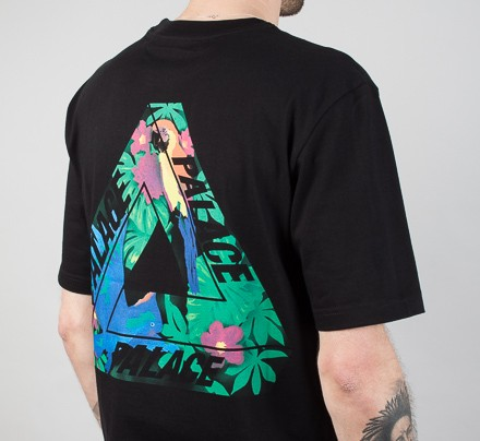 92ddfc52cfe6 Palace Tri-Wild T-Shirt (Black) - Consortium
