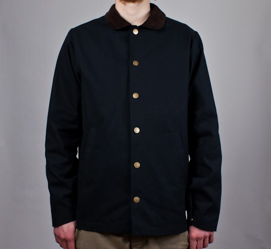 Palace Cotch Jacket Navy Consortium