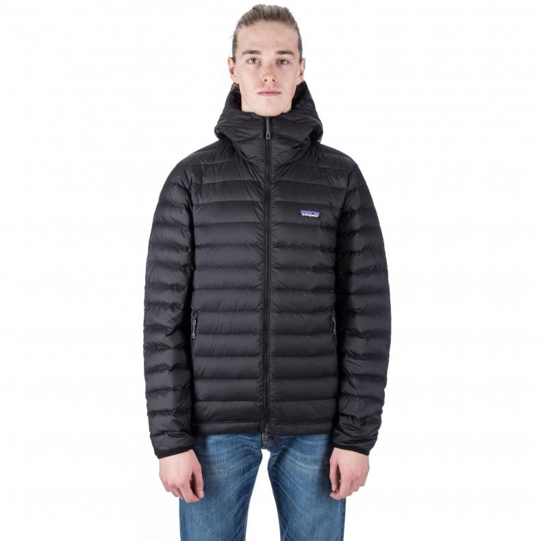 e1e49f5fe Patagonia Down Sweater Hoody (Black) - Consortium.