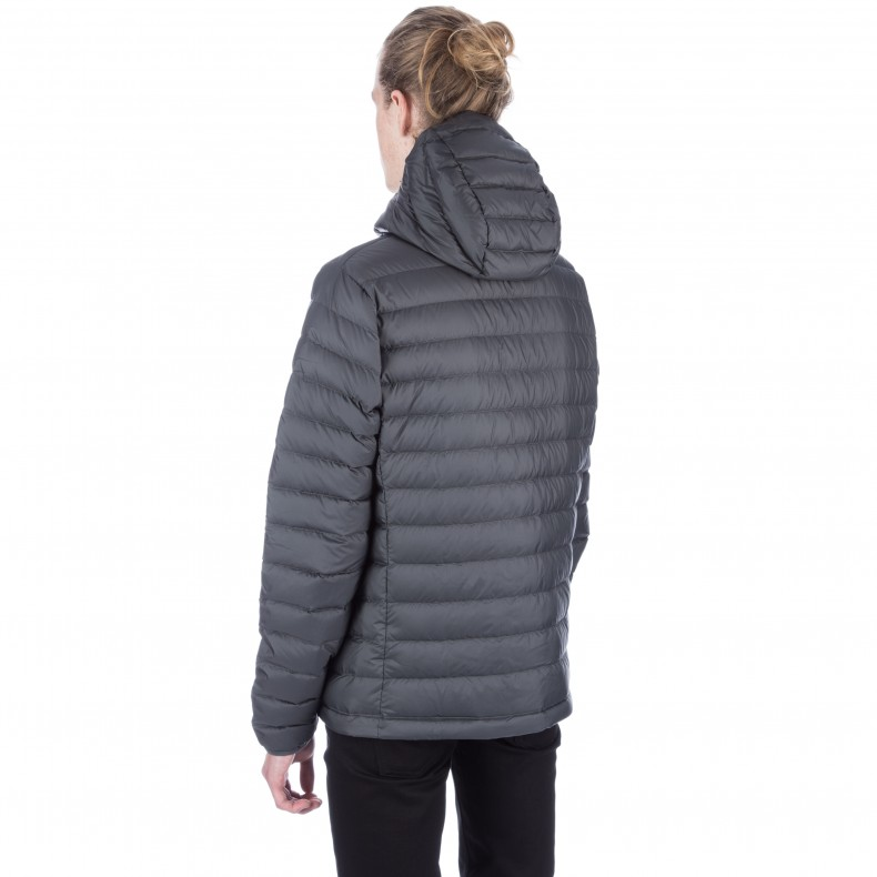 ac4e120bfa79 Patagonia Down Sweater Hoody (Forge Grey) - Consortium.