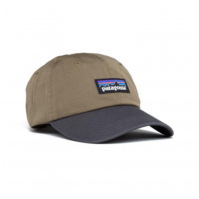 Patagonia P-6 Label Trad Cap (Dark Ash) - Consortium. 70729ae3e81
