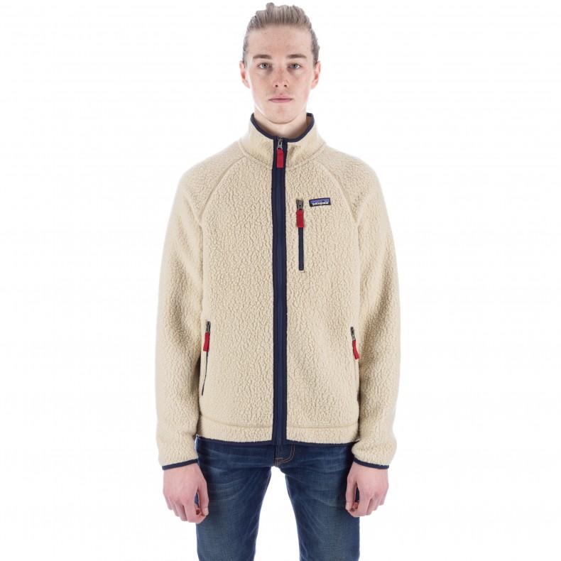 850e5e2d Patagonia Retro Pile Fleece Jacket (El Cap Khaki) - Consortium.