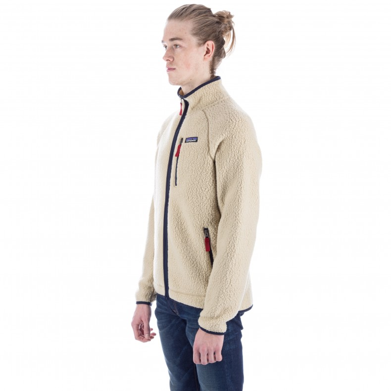 8038867a7 Patagonia Retro Pile Fleece Jacket (El Cap Khaki) - Consortium.