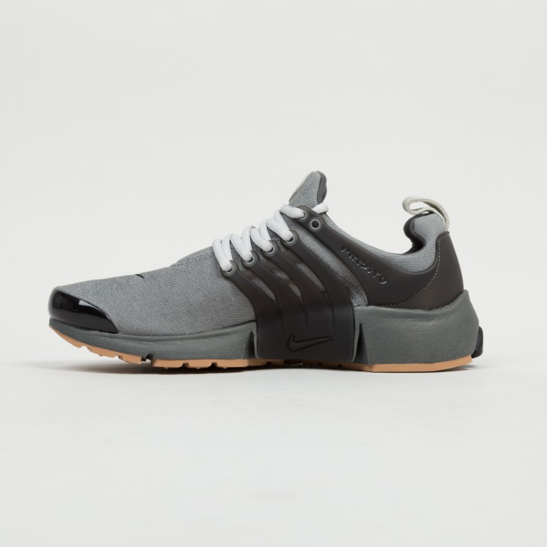 Nike Air Presto Premium Denim Tumbled Grey Granite Dark