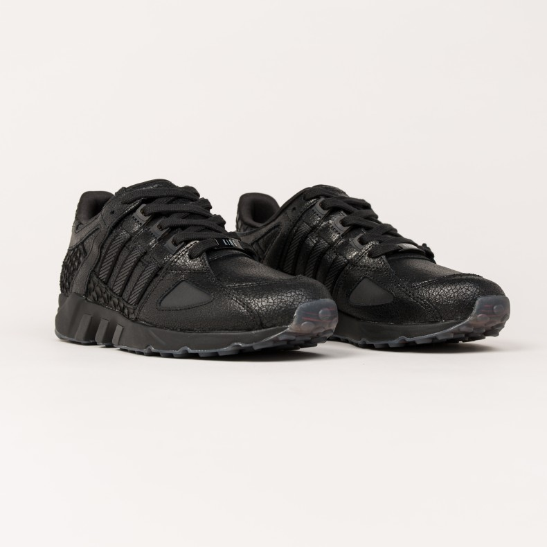 48b20f64c5b1b Adidas x Pusha T EQT Running Guidance 93  Black Market  (Core Black ...