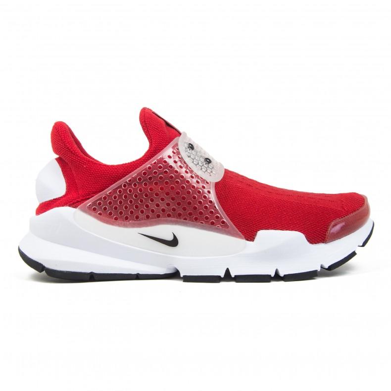 quality design e2445 e503c Nike Sock Dart (Gym Red/Black-White) - Consortium.