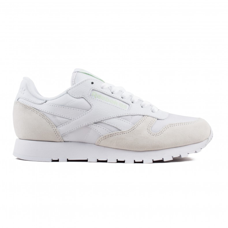 Reebok Classic Leather GID (White)