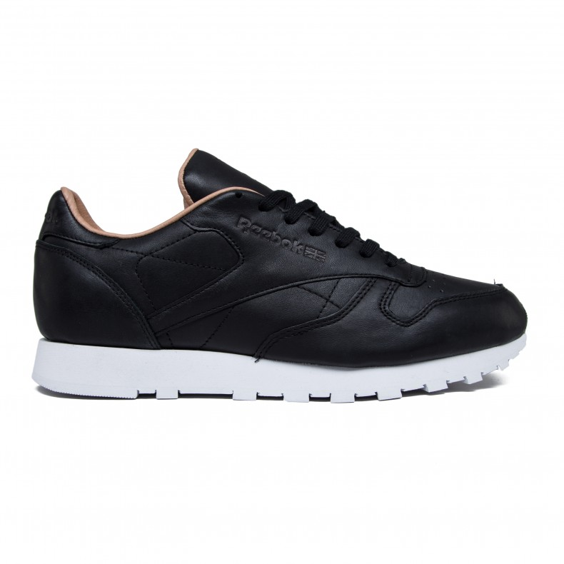 Reebok Classic Leather PN (Black White) - Consortium. 91aa62a20