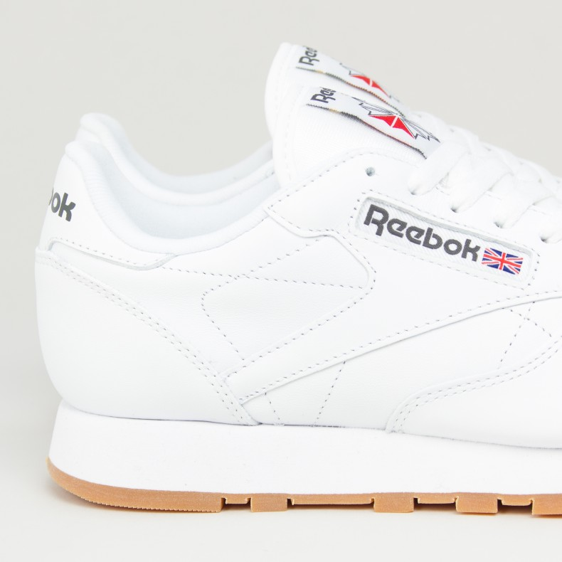 Reebok Classic Leather (White Gum) - Consortium. 17034a7e0
