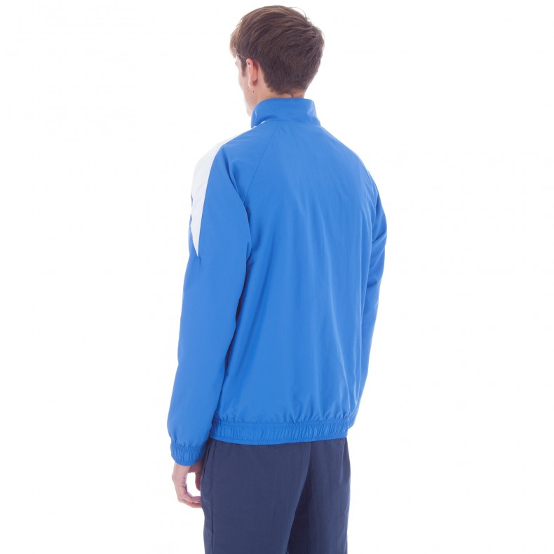 ca42e93f Reebok LF Vector Track Top (Awesome Blue/White)