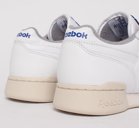 cab3f62c72a Reebok Workout Plus R12 (White Royal Grey Sand) - Consortium.