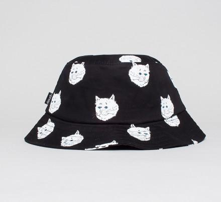 1c911f4d380 RIPNDIP C.R.E.A.M. Bucket Hat (Black) - Consortium.