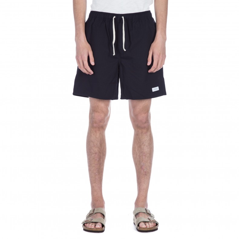 99a63b2358 Saturday's Surf NYC Ritchie Short (Black) - Consortium.