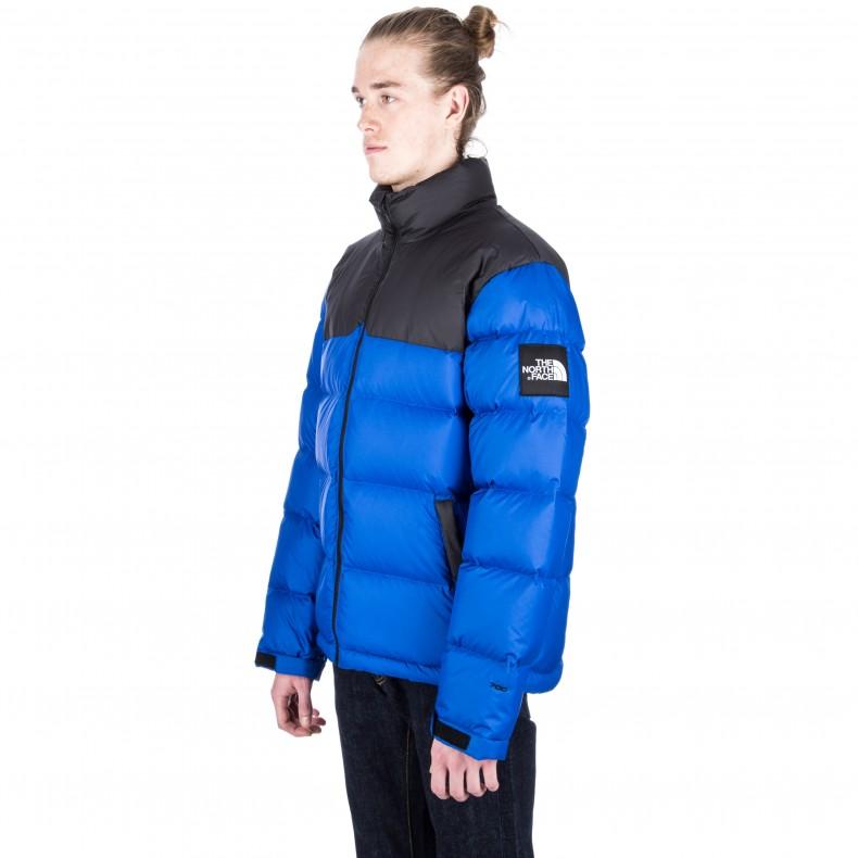 204712d354b9 The North Face 1992 Nuptse Jacket (Bright Cobalt Blue) - Consortium.