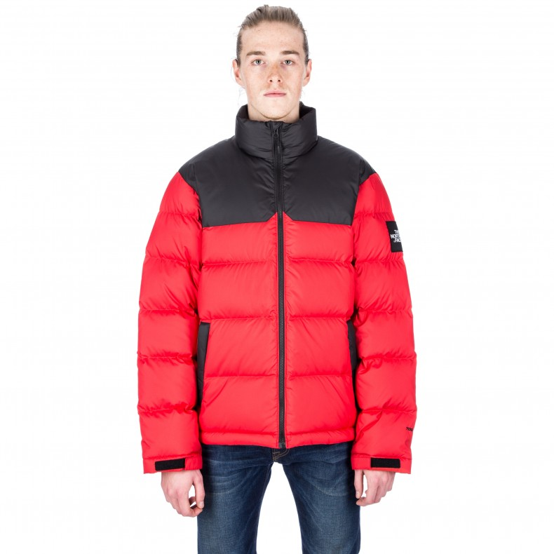 The North Face 1992 Nuptse Jacket (TNF Red) - Consortium. bd5b204f1