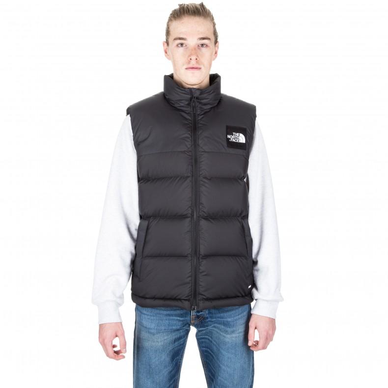 17f31b65c france north face nuptse vest black ae8db 8842a