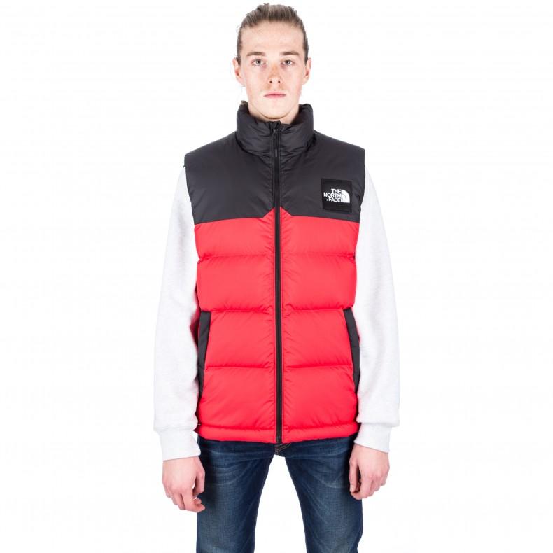 6a59b71d7 The North Face 1992 Nuptse Vest (TNF Red) - Consortium.