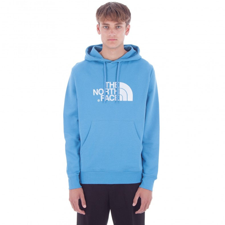 e8987a213 The North Face Light Drew Peak Pullover Hooded Sweatshirt (Cendre ...