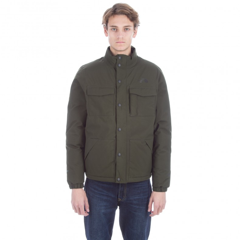 b7dc093e0 The North Face Red Label Hoodoo Jacket (Rosin Green)