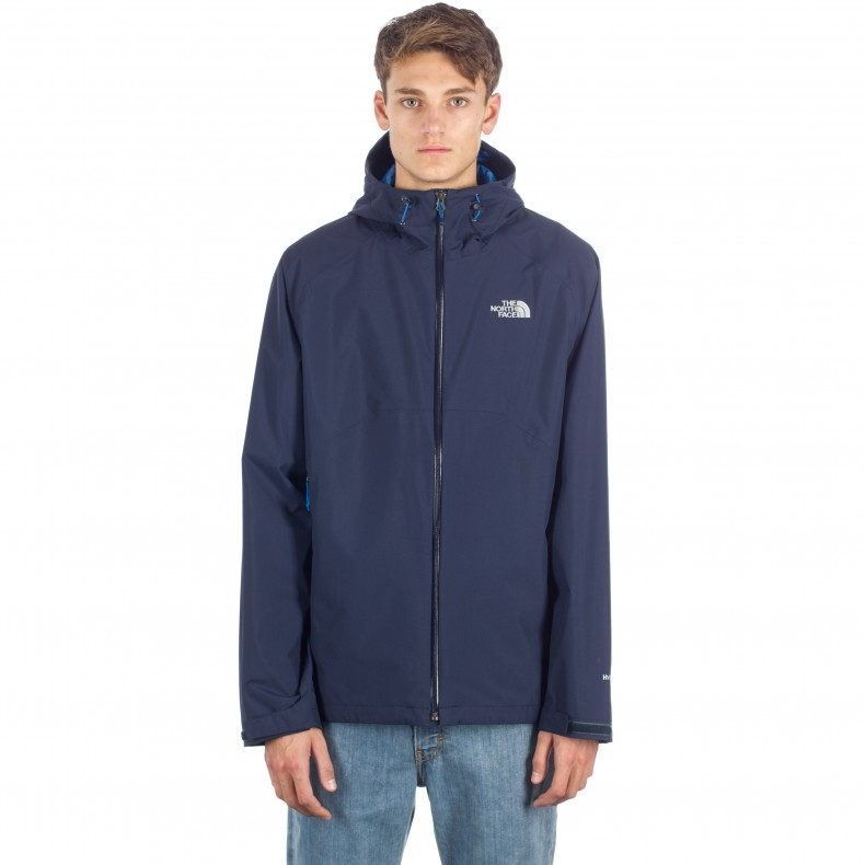 afef99ae1643 The North Face Stratos Jacket (Cosmic Blue) - Consortium.