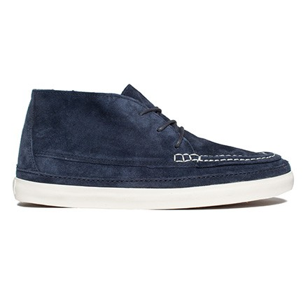 best sneakers 7ff40 3406b Vans California Mesa Moc CA Suede (Total Eclipse/Turtle Dove)