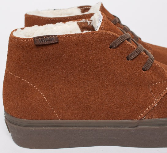 Vans Chukka Decon Fleece Lining