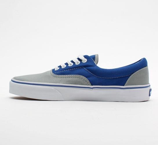dd8850f8a46 Vans Era Shoes (Mirage Grey Olympian Blue) - buy online at Consortium.